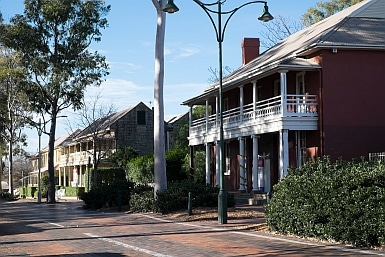 Heritage in Queen Street Campbelltown