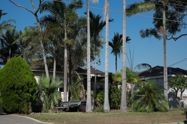Beach feel to this Caringbah Street