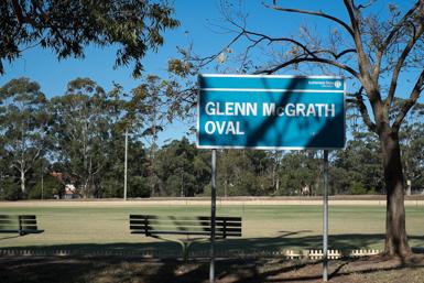 Glen McGrath Oval Caringbah