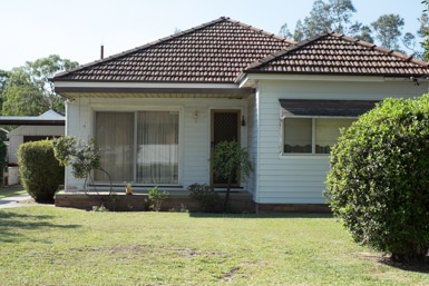Simple home in Caringbah