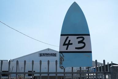 Surfboard supplier