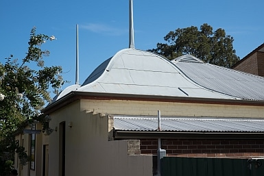 Ogee Roof in Carlton