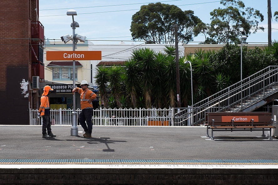 Carlton Station