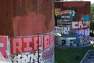 Legal Walls Casula Powerhouse