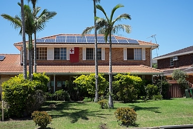 Solar Panels in Casula