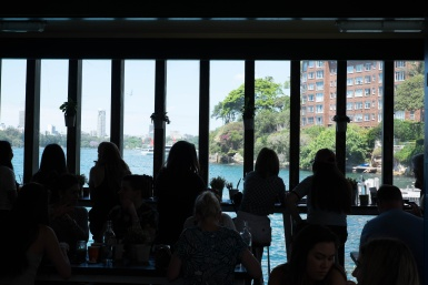 Celsius Cafe Kirribilli Wharf
