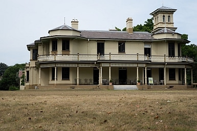Yaralla Estate