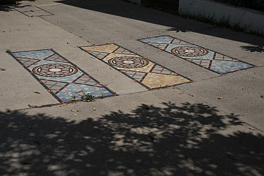 Mosaics in Concord West