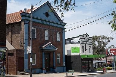 Masonic Hall Concord West