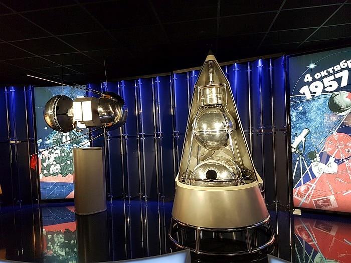 Sputnik 1 and 2
