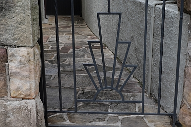 Art Deco Gate 11 Cranbrook Avenue Cremorne