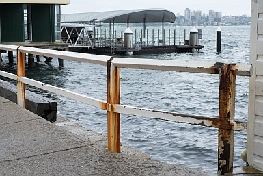 Cremorne Point Wharf