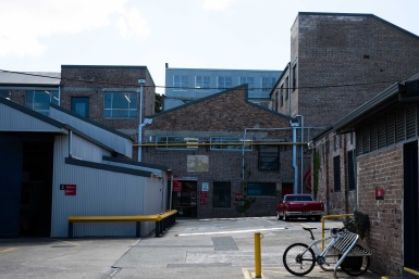 Old Taubman's Factory
