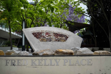 Fred Kelly Place or Plaza Eolie