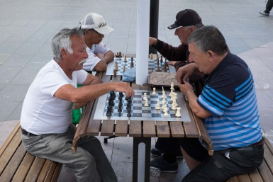 Chess in Liverpool