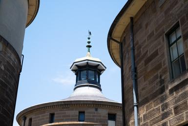 Old Darlinghurst Gaol now National Art School