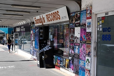 Sandy's Records