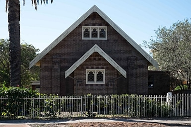 Oldest church building in Dee Why