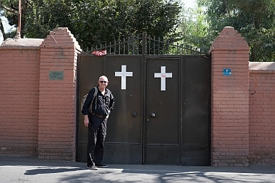 Polish Cemetery in Tehran