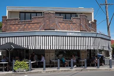 Sideways Deli and Cafe
