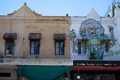 Marrickville Road Shopfronts