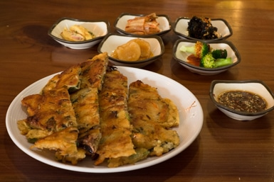 Korean Food in Eastwood