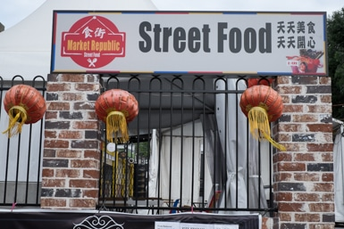Eastwood Street Food Market