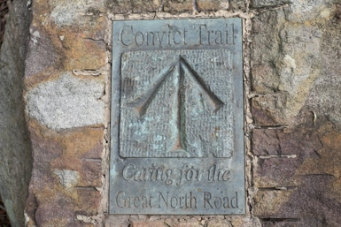 Convict Trail of Great North Road