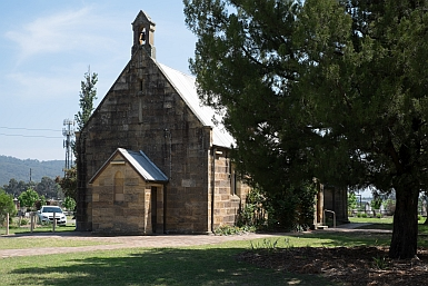 St Paul's Anglican Church Emu Plains