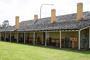 Australian Arms Inn Museum