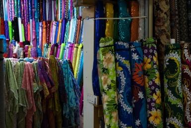 My Hung Fabric