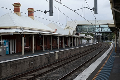 Fairfield Station