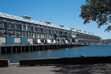 Finger Wharf Woolloomooloo
