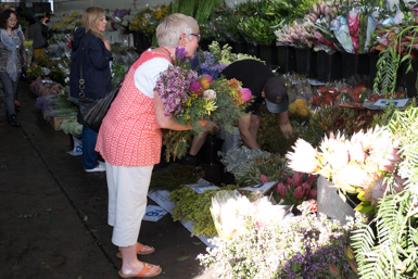 Flower Market Flemington