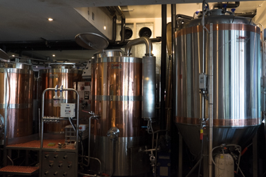 Brewery in Flemington