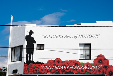 Soldiers Avenue of Honour