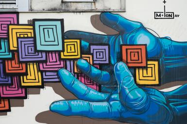 Freshwater Beach Street Art