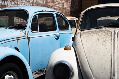 VW graveyard in Gladesville