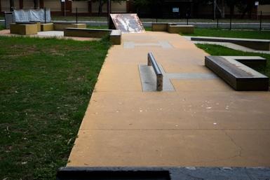 Skate Park in Gladesville
