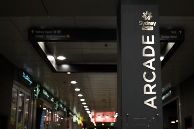 Sydney TAFE Arcade