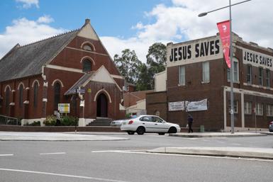 Christianity in Granville
