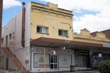 Beitrut Bakery on South Street Granville