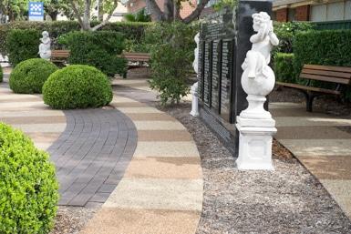 Memorial Garden for the Granville Rail Disaster