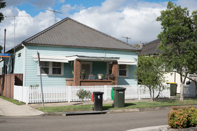 Weatherboard Home in Granville