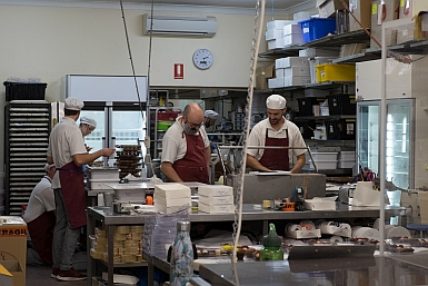 Making chocolate in Sydney