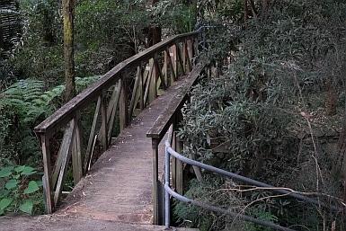 Bridge over Coonong Creek