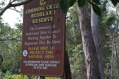 Coonong Creek Bushland Reserve