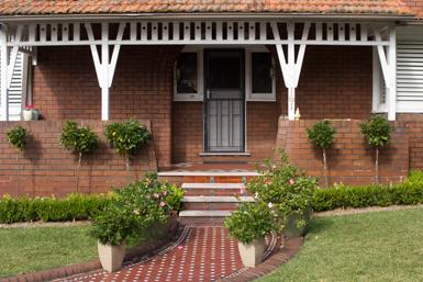 Haberfield architecture