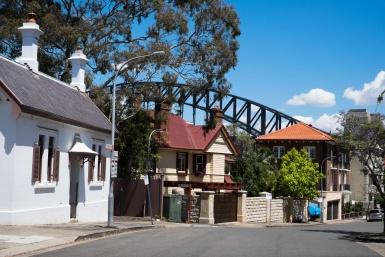 Sydney Harbour Bridge Glimpses
