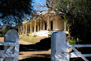 Experiment Farm in Harris Park